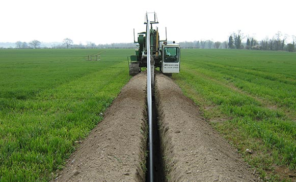Utility Trenching Services, Suffolk, Essex