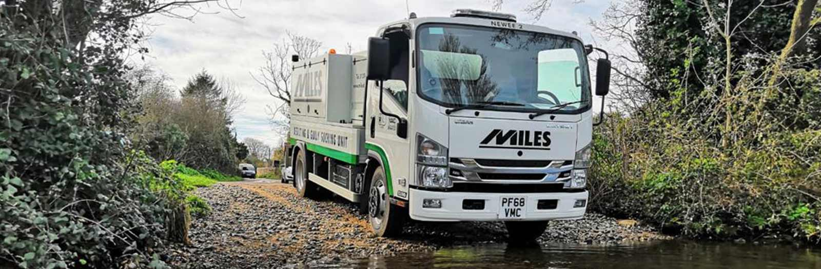 Miles Drainage, Land Drainage, Trenching and Top Cutting
